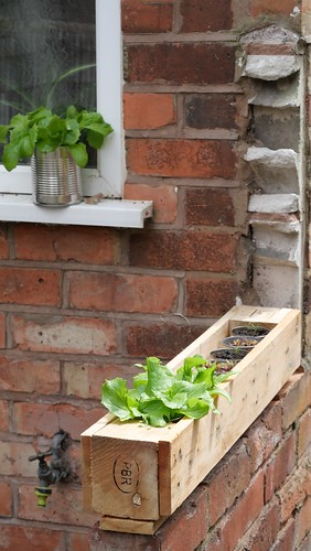 Pallet Craft - Planter