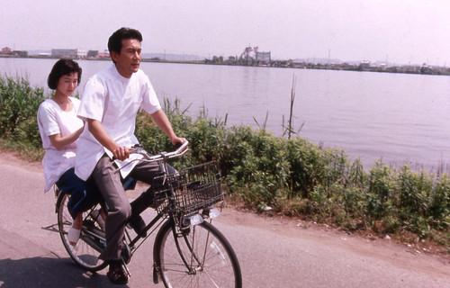 映画『うなぎ』©1997 Softgarage  松竹ブロードキャスティング  ケンメディア