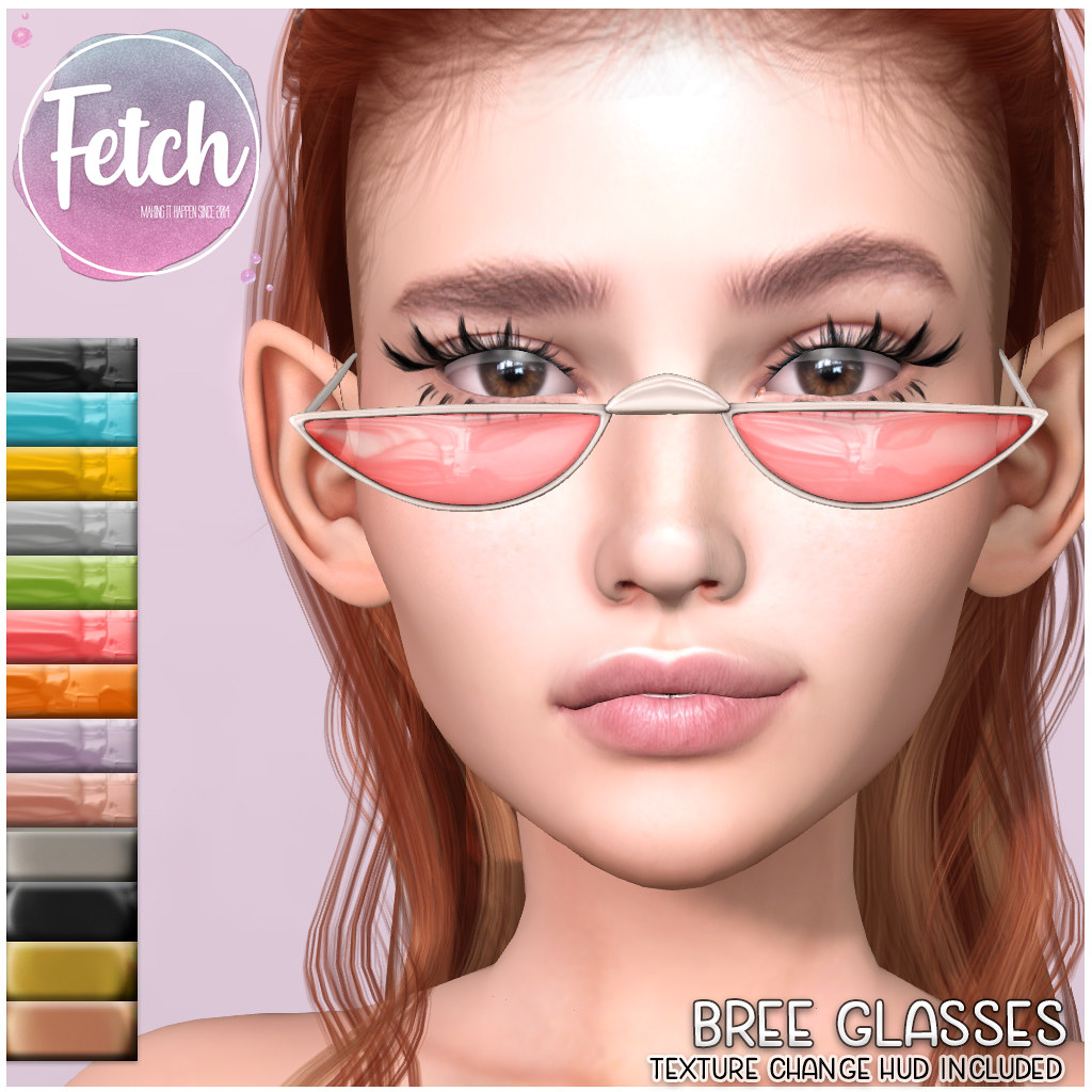 [Fetch] Bree Glasses @ Stand for Justice!