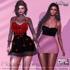 [WellMade] Marlean Dress ~ The Weekly Limited!