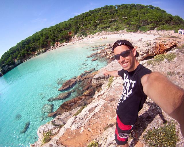 Diario de un Mentiroso por las playas que ver en Menorca