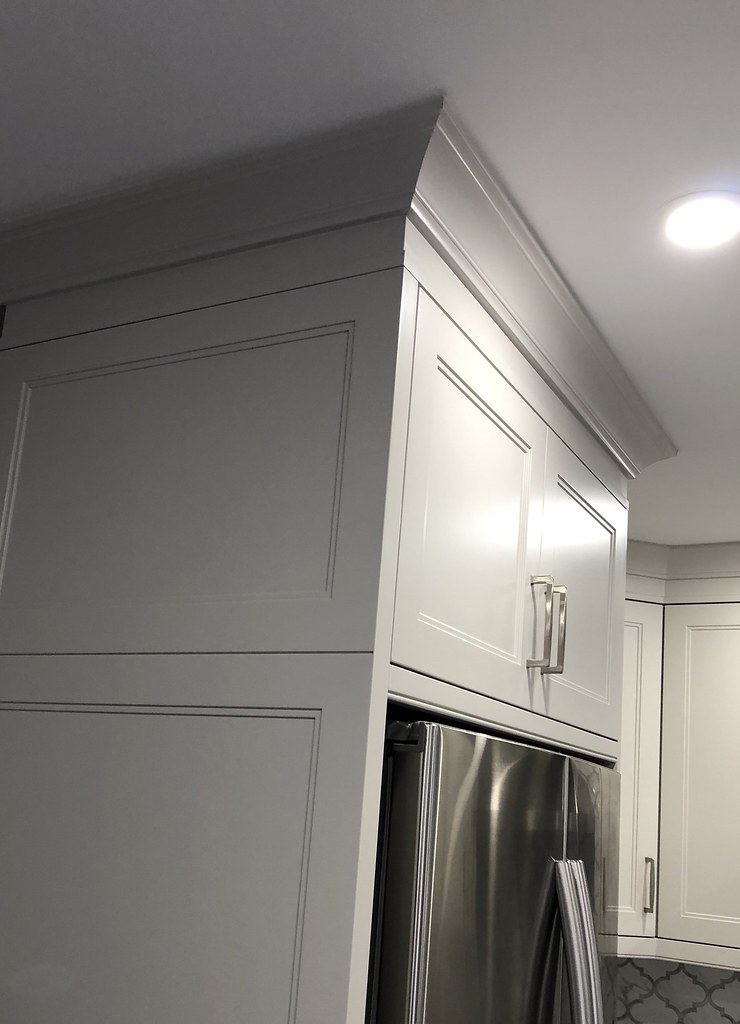 What Can I Do With The Half Foot Gap Between The Top Of The Cabinet And Ceiling Redflagdeals Com Forums