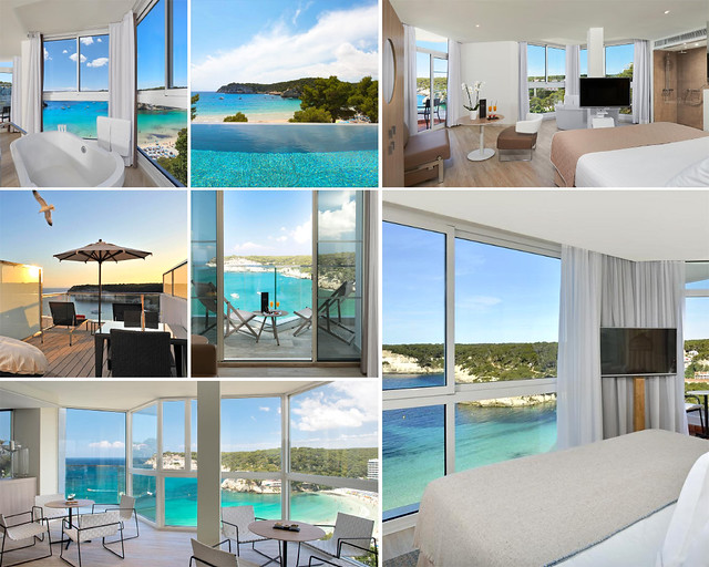 Hotel Meliá Cala Galdana, una de las mejores azonas donde alojarse en Menorca