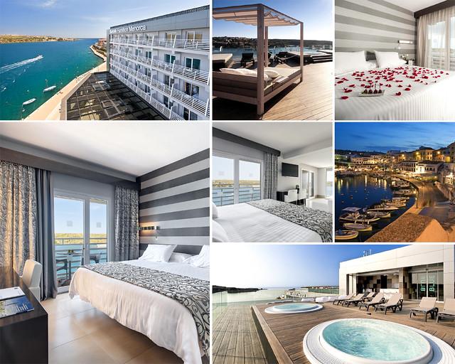 Hotel Barceló Hamilton Menorca, posiblemente el mejor hotel de Menorca