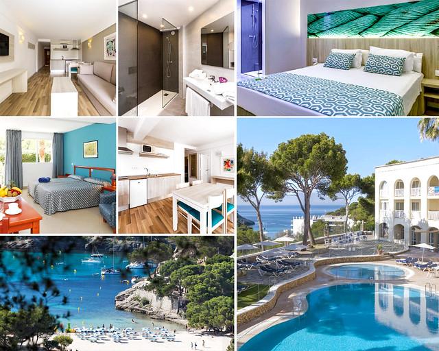 Aparthotel Floramar, apartamentos baratos donde dormir en Menorca