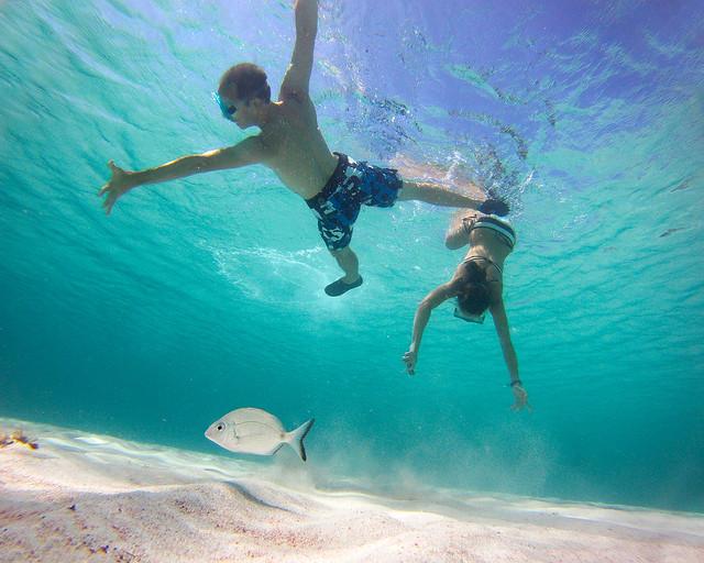 Enseadas e praias de Menorca