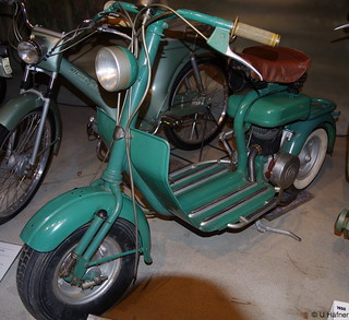 1950 Innocenti Lambretta C