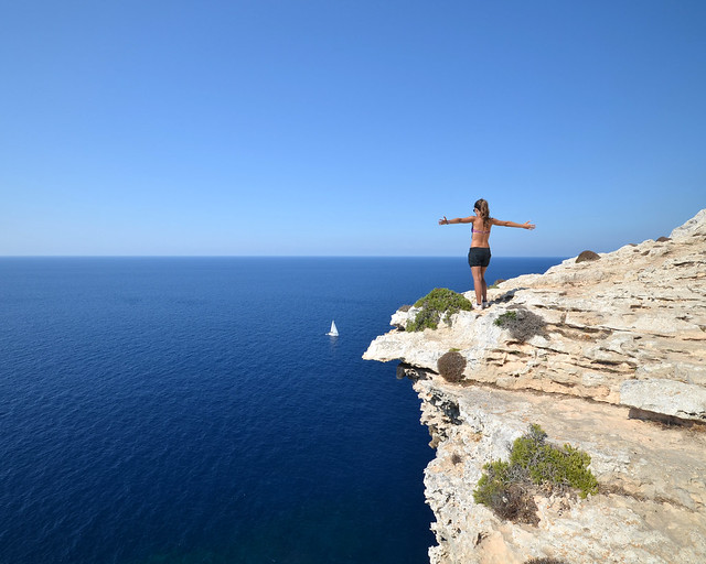Planejamento de nossa rota de 7 dias por Menorca