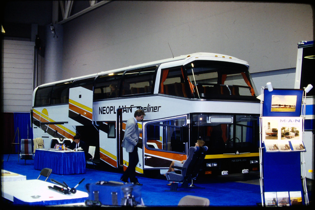 Neoplan Spaceliner Demo