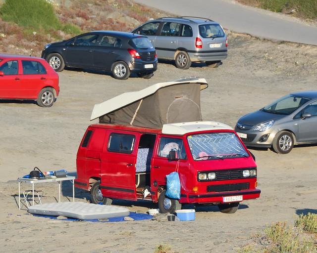 Camper en Menorca
