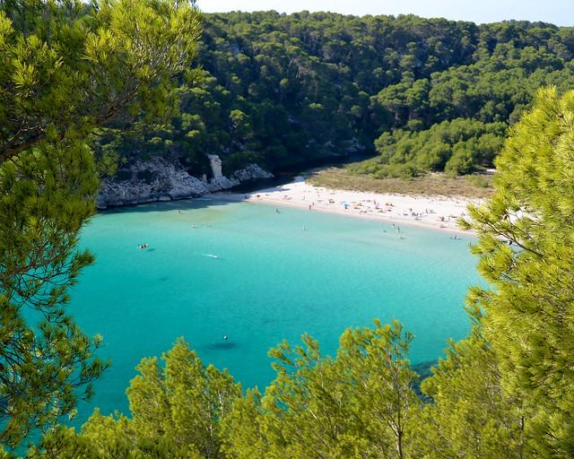 Mejor forma de viajar barato a Menorca