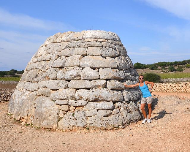 Naveta des Tudons, un imprescindible que ver en Menorca