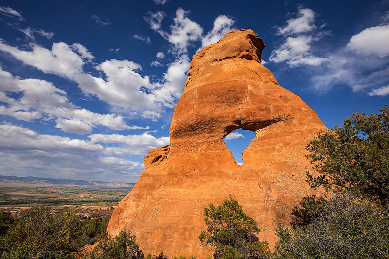 Window Rock Tower