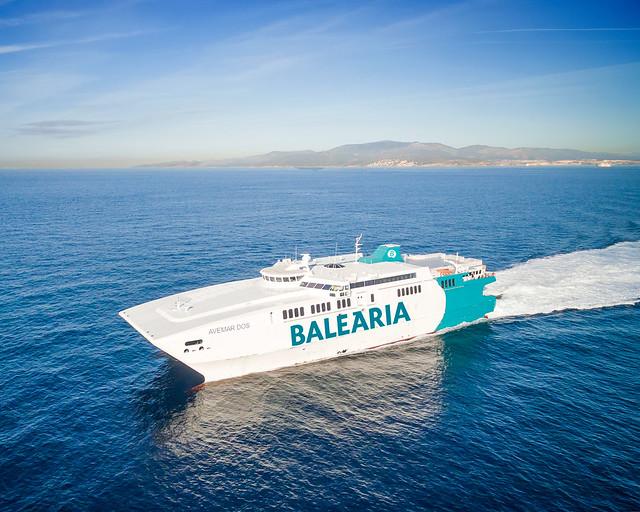 Ferry a Menorca