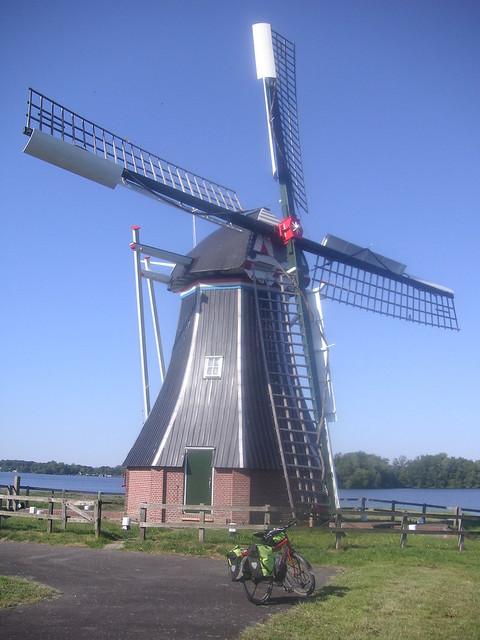 Onderweg naar Leeuwarden