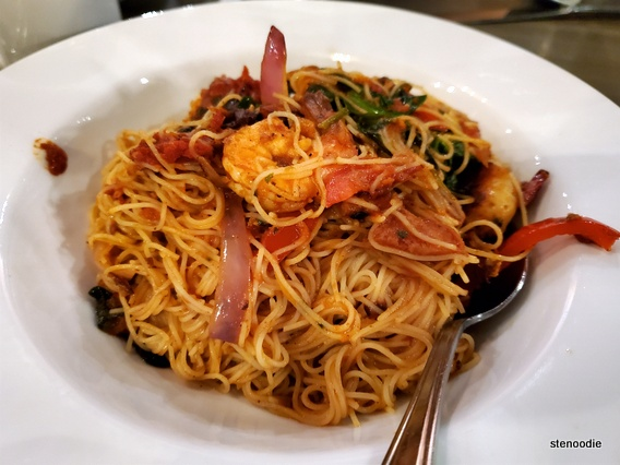 Shrimp Paradise Pasta