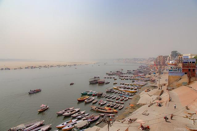 Les rives sacrées de Varanasi (Inde) – 3