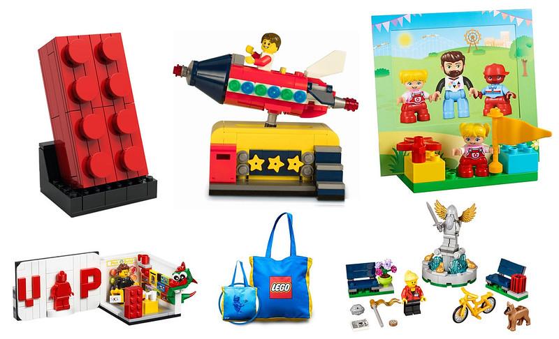LEGO VIP June