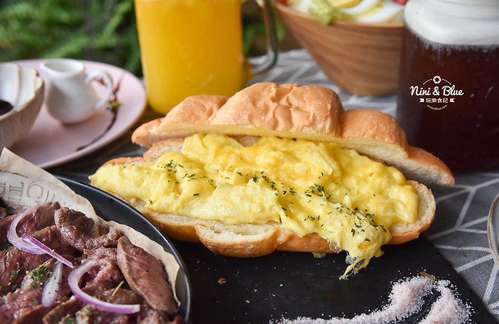 大里早午餐 晨光手做料理 義大利麵28