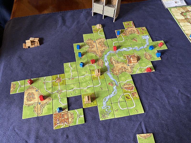 Carcassonne + The Tower