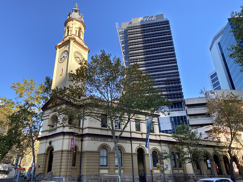 North Sydney Post Office