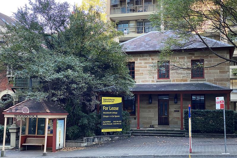 Woodstock Cottage, North Sydney