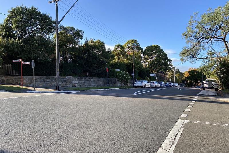 Morton street and Rocklands Road