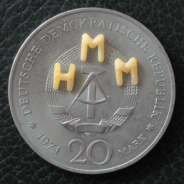 20 Mark for HMM