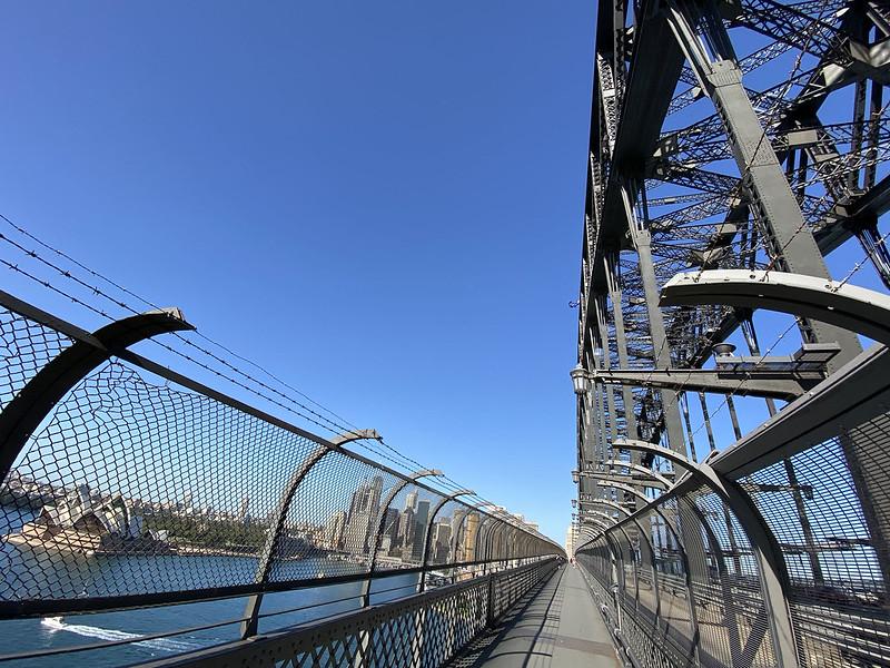 Bridge walkway