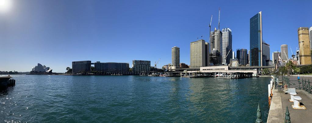 Circular Quay panorama
