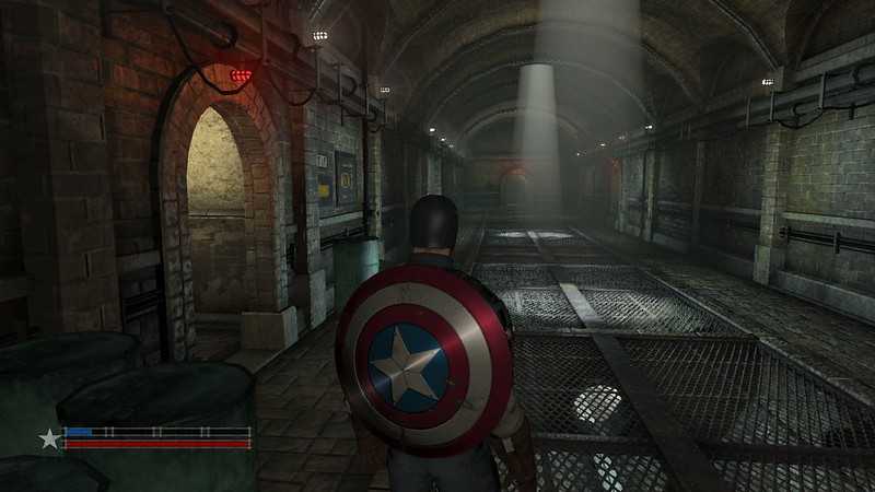 Captain America: Super Soldier - Sewers