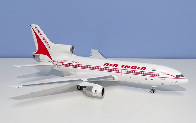 Air India Lockheed L-1011 Tristar 500 V2-LEJ
