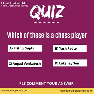 Can you answer this question!