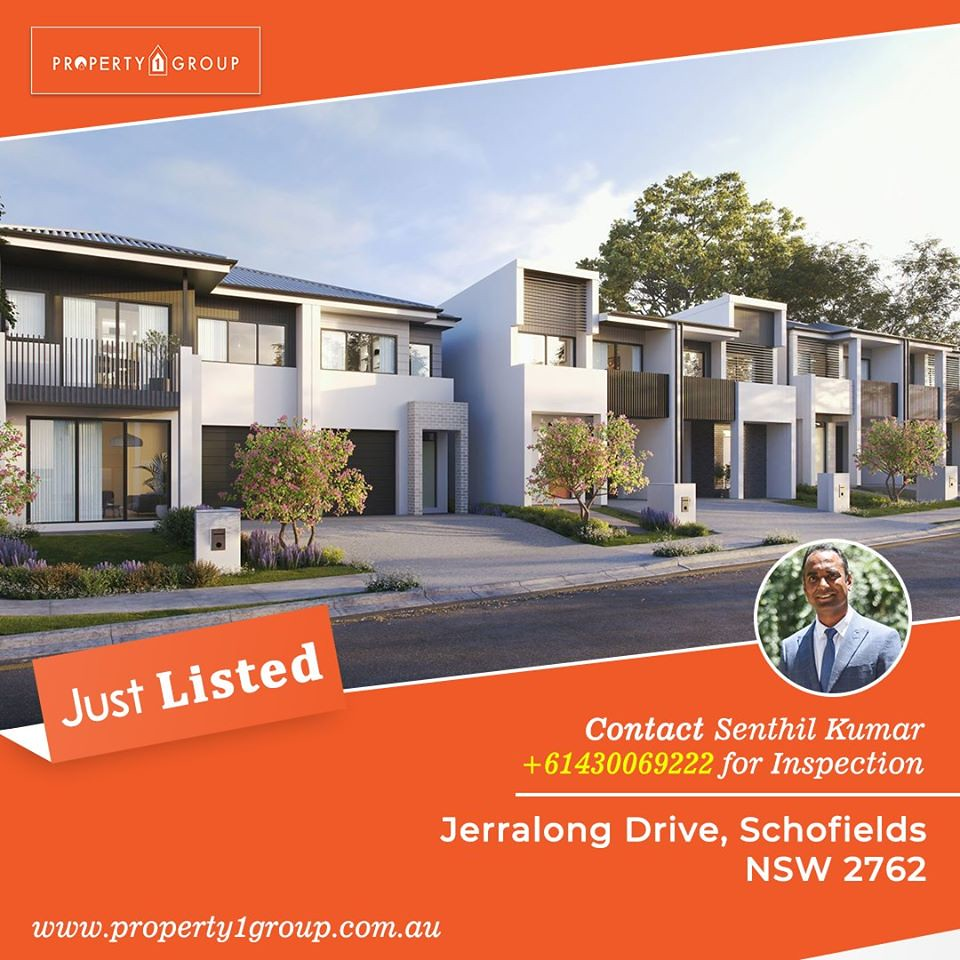 Property For Sale |  Jerralong Drive, Schofields NSW 2762