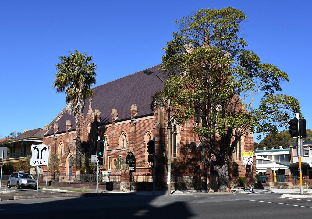 St Brendan's Catholic Church, Annandale, Sydney, NSW.