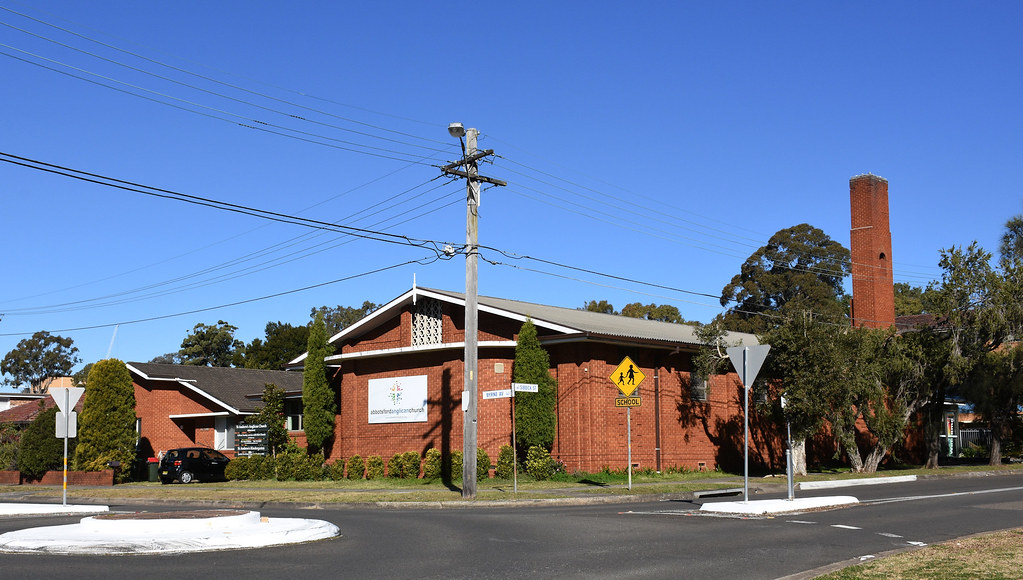 St. Andrew's Anglican Church, Abbotsford, Sydney, NSW.