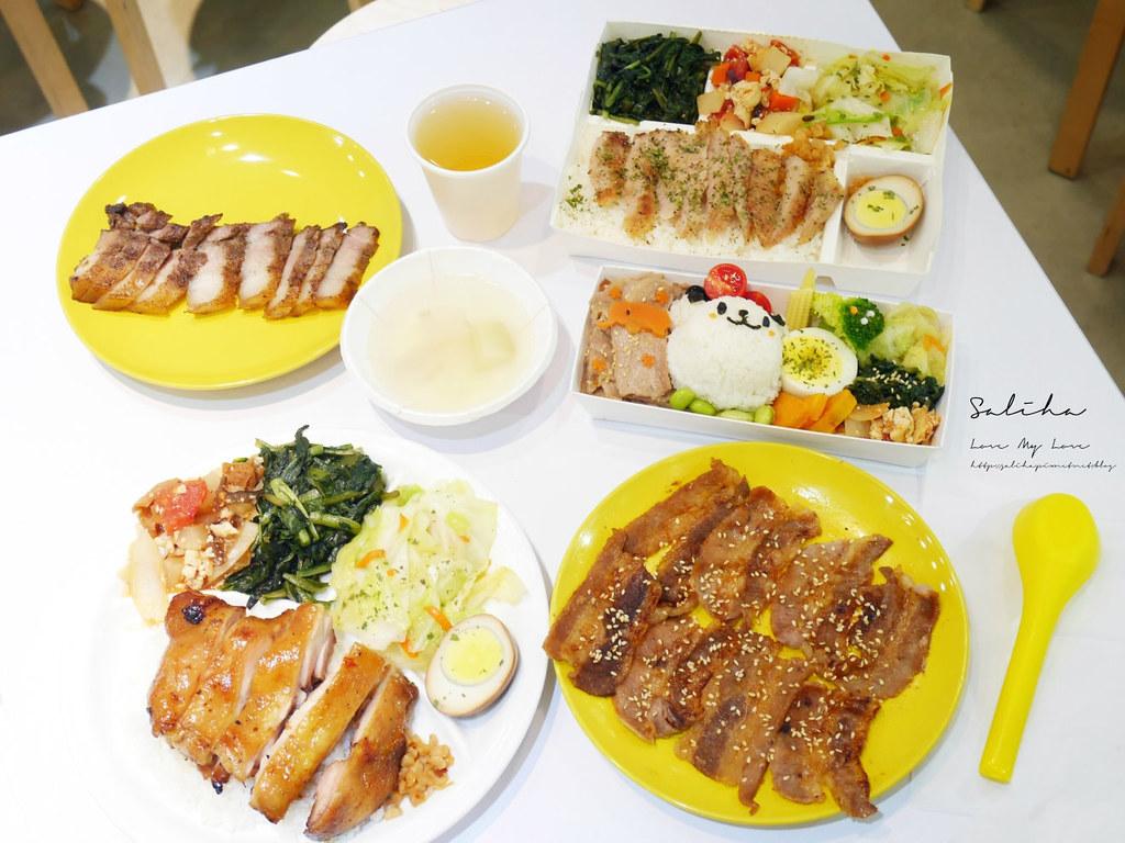 台北松山區民生東路餐廳推薦外帶便當外送推薦烤食煮盒平價好吃會議餐盒 (4)