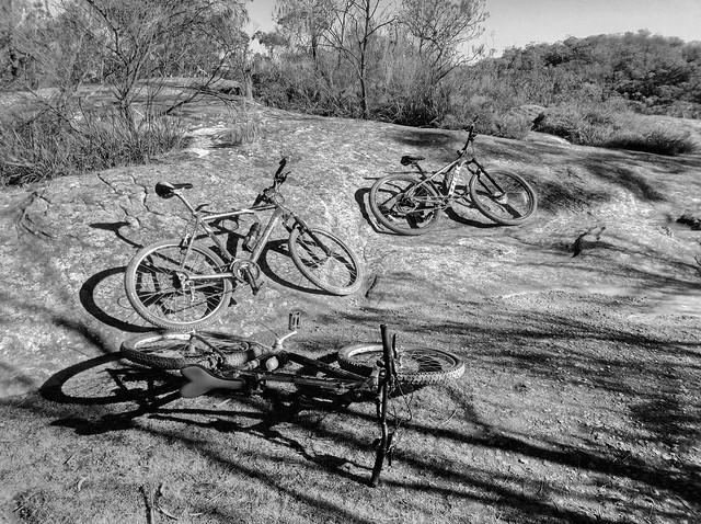 Bikes On The Rocks