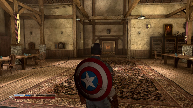 Captain America: Super Soldier - Bavarian Tavern
