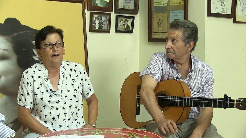 Corazón Flamenco Conchi Pérez