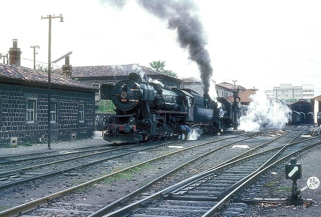 56503 56 911 Izmir 30 09 78 Foto K W Koch Bahnbilder Von W H Brutzer Flickr