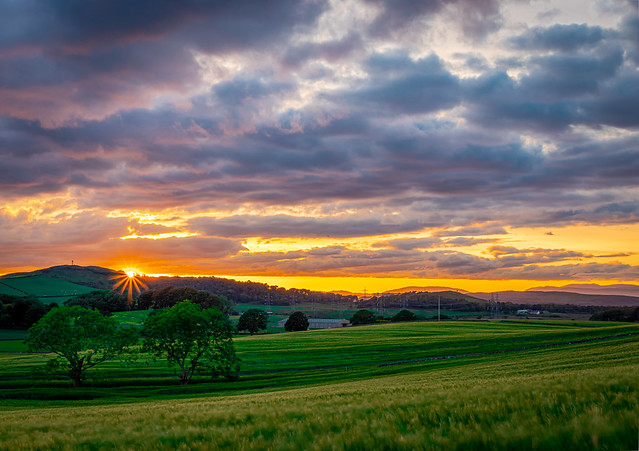 West Kilbride Sunset
