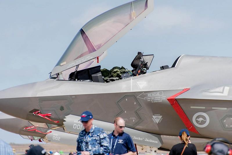 Lockheed Martin F-35A 2