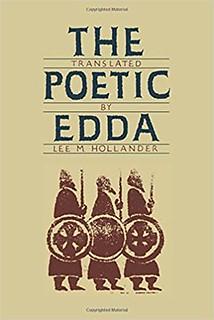 The Poetic Edda – Lee M. Hollander