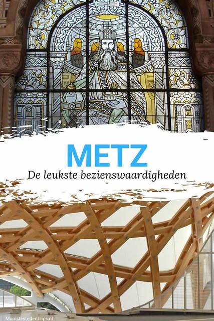 Bezienswaardigheden Metz | De leuste bezienswaardigheden in Metz, Frankrijk