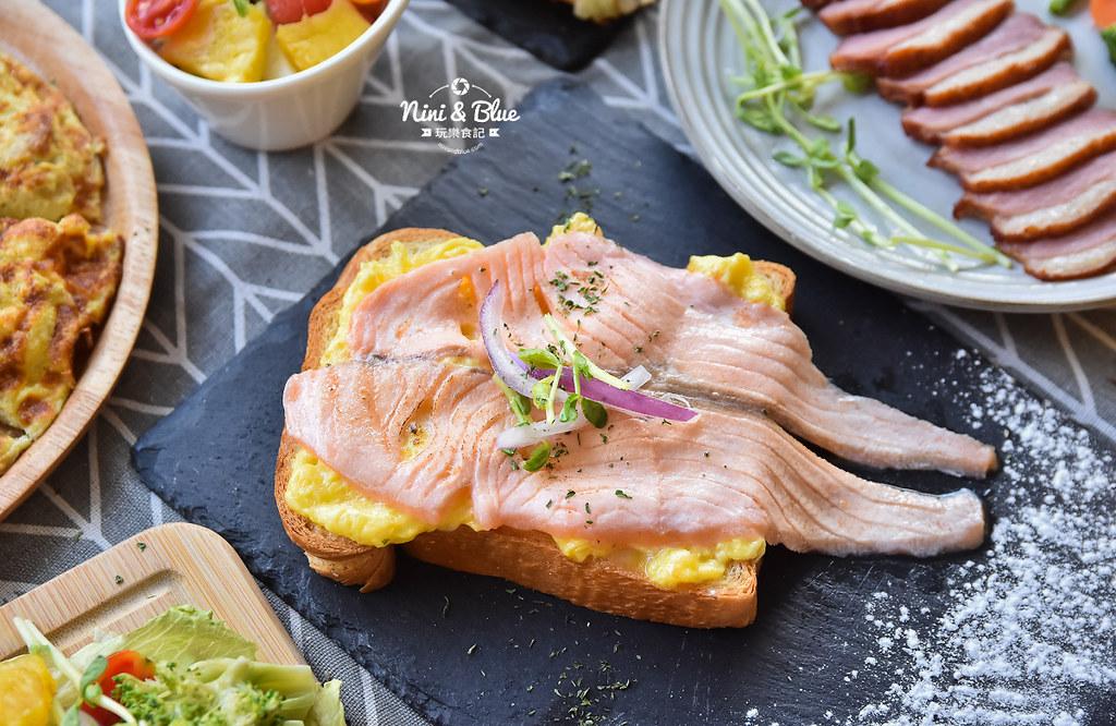 大里早午餐 晨光手做料理 義大利麵32