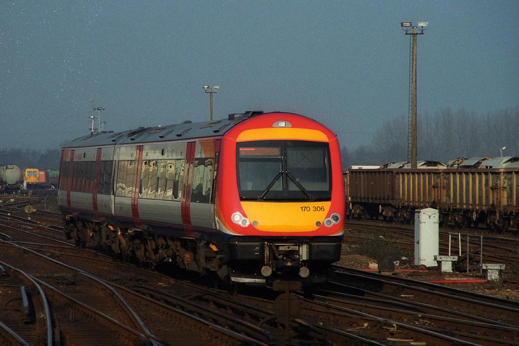 170306, Eastleigh, January 20th 2001