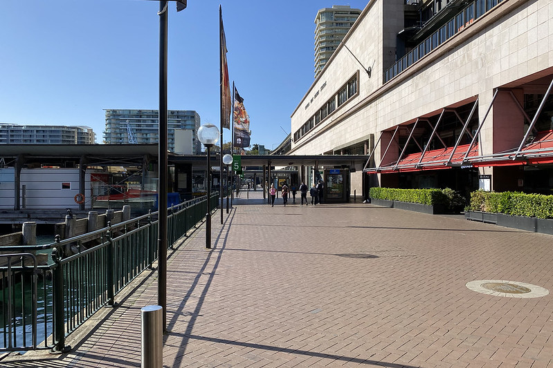 Circular Quay promenade