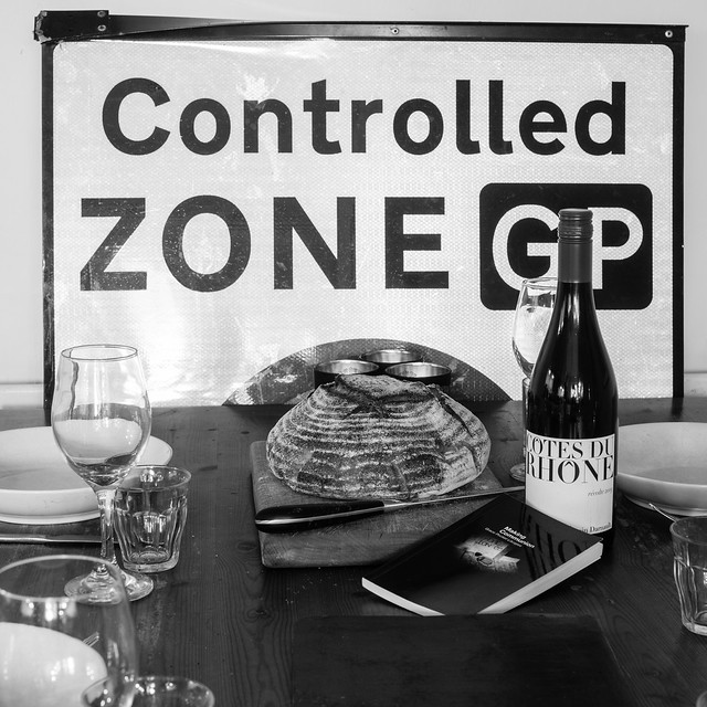 controlled zone