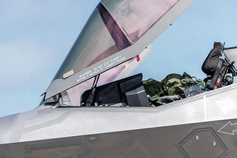 Lockheed Martin F-35A 1